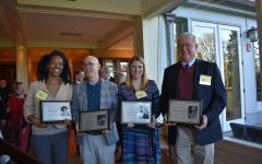 Four Cleveland Alumni Awarded Distinguished 'Order of the Feather'