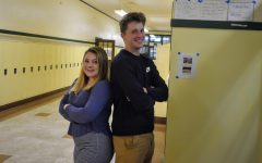 Francesca Milhizer and Warner Cole Elected New Student Body Presidents