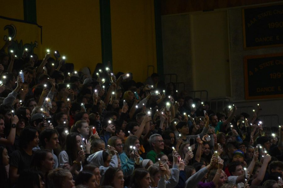 Homecoming Assembly 2019