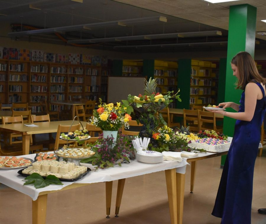 Tea Ceremony directly following the voting assembly.