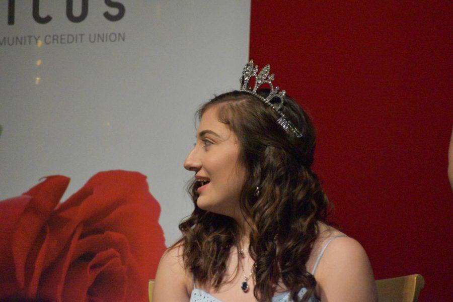 Rose Princess Announcement