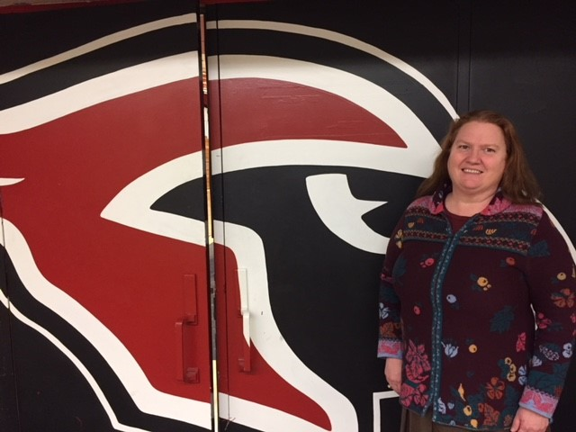 Cleveland's newest Principal, Jo Ann Wadkins, at Lincoln High School where she taught for fifteen years - credit PPS Admin Staff Bio