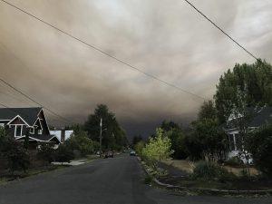 The Beginning of the End of Portland Smokepocalypse