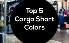 Rank5: Top 5 Cargo Short Colors