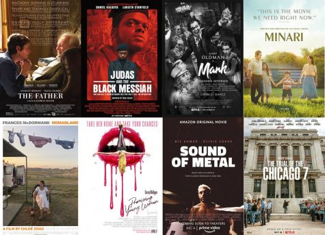 The Oscars: 2021 Best Picture Nominees Reviewed and Ranked