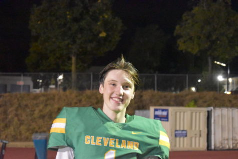 Daniel Suhr: Male Athlete of the Week: Sept. 13