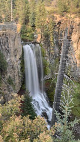 Fall Photo: Tumalo Falls