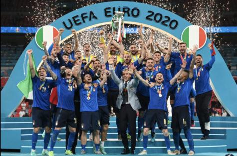 Italy's rebirth: EURO 2020