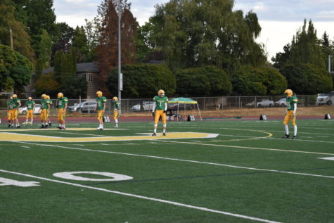 Cleveland Stuns Roosevelt With Last Second Touchdown